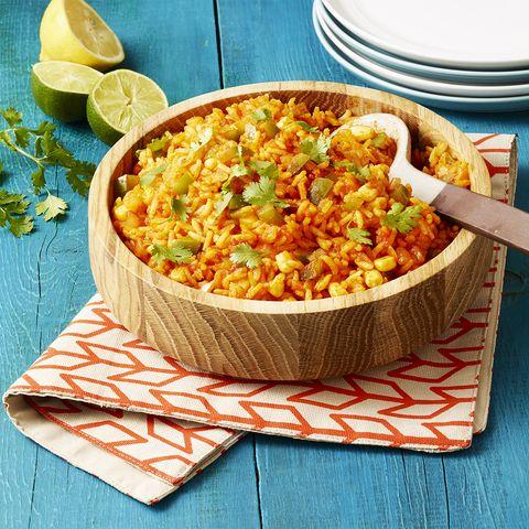 cuban-style arroz con maiz