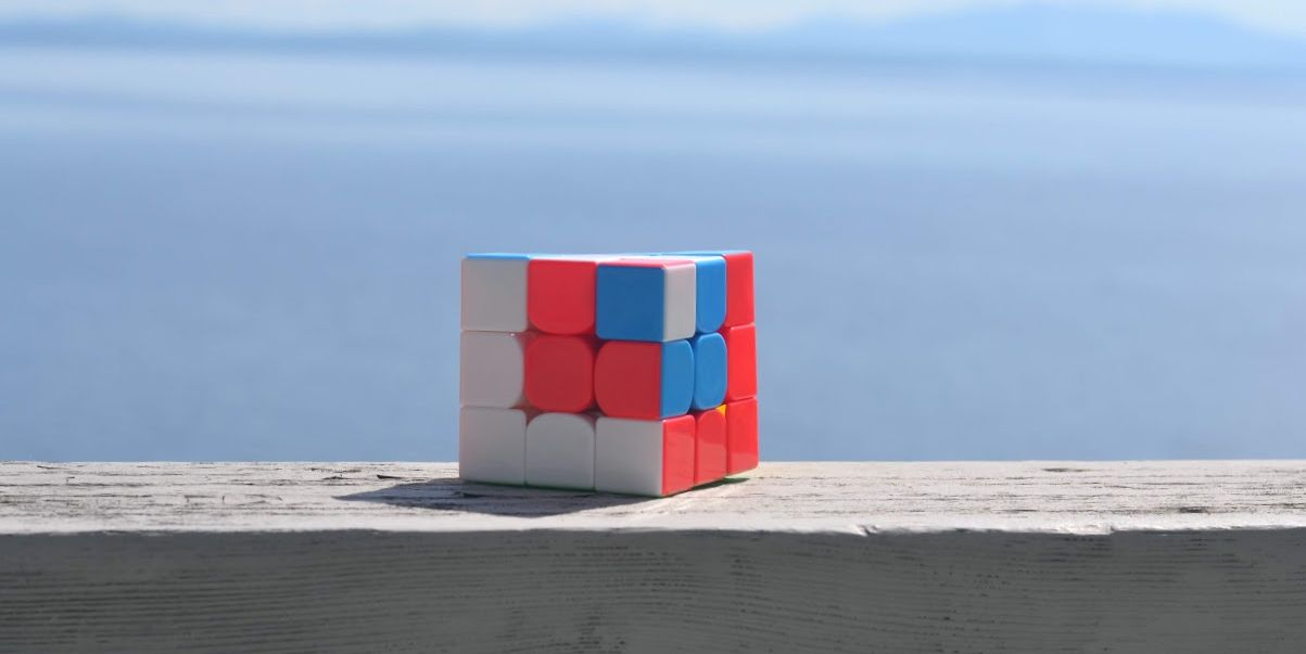 You Should Finally Learn To Solve a Rubik's Cube