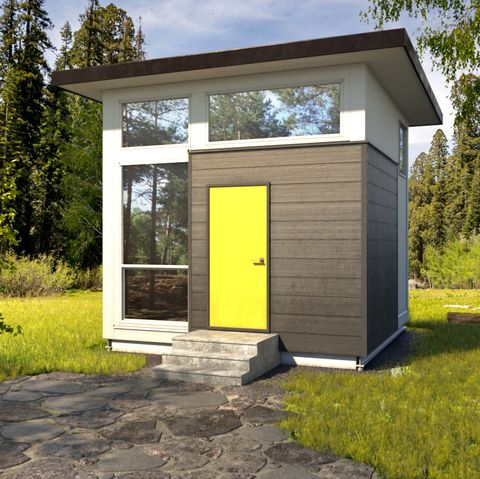 Property, House, Building, Shed, Tree, Architecture, Outhouse, Grass, Home, Real estate,