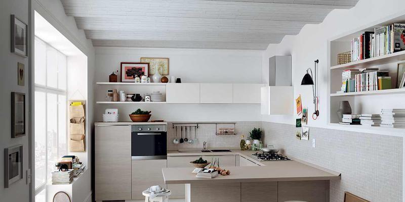 Comprare la cucina componibile online su scavolini shop for Top cucina amazon
