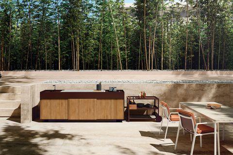 Cucine Da Esterno In Muratura.Le 7 Migliori Cucine Da Esterno Per I Tuoi Barbecue