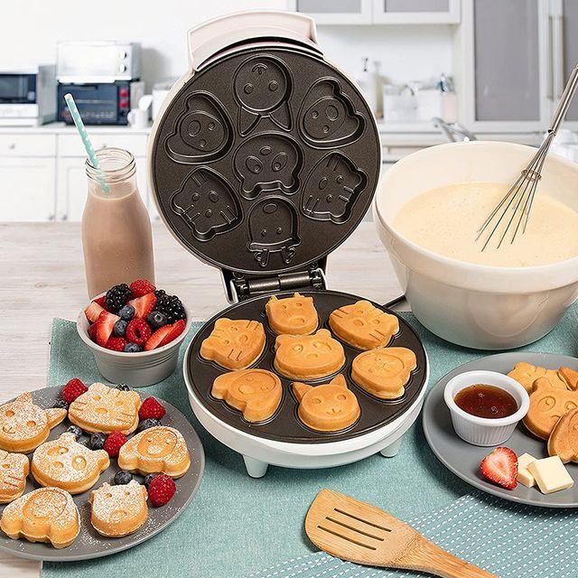 cucinapro animal waffle maker