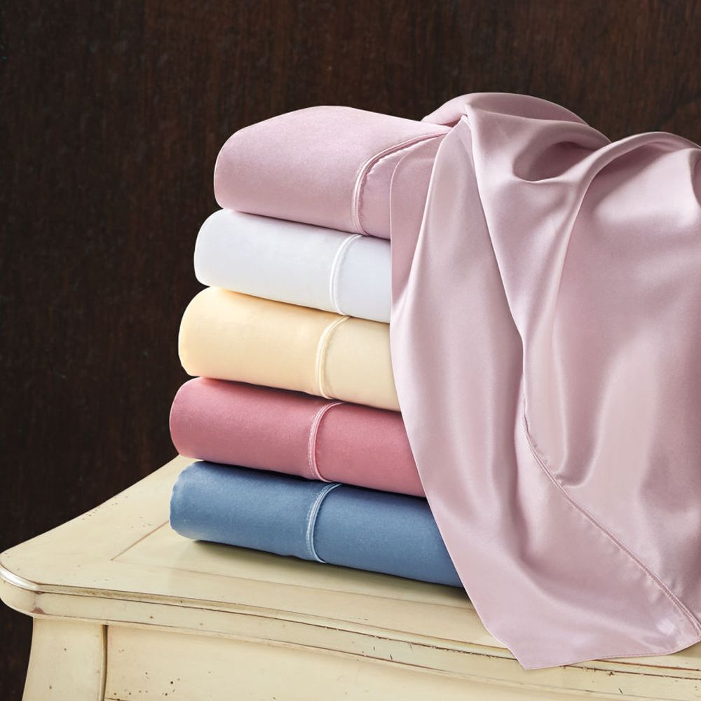 8 Best Silk Sheets For 2018 Sophisticated Silk Bed