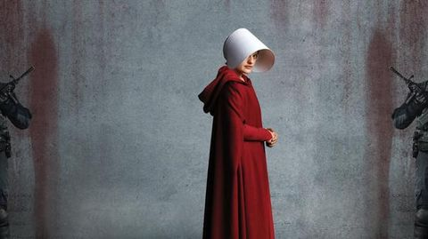 Red, Clothing, Outerwear, Robe, Abaya, Monk,