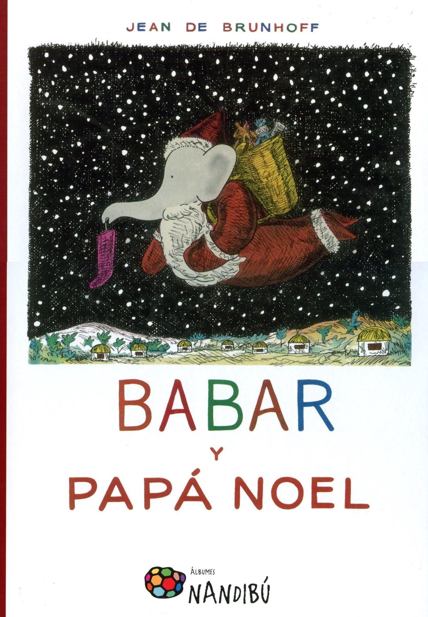 Babar y Papá Noel, Jean de Brunhoff