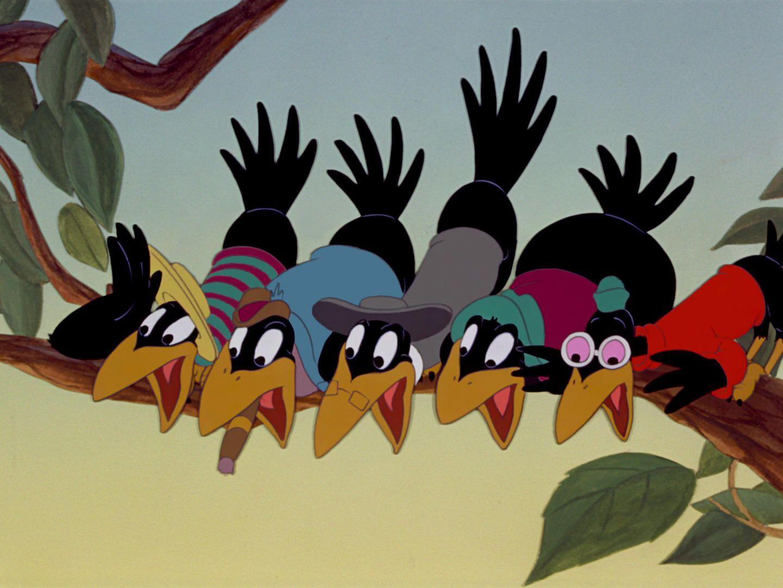 Disney+ quitará la escena de los cuervos de 'Dumbo'
