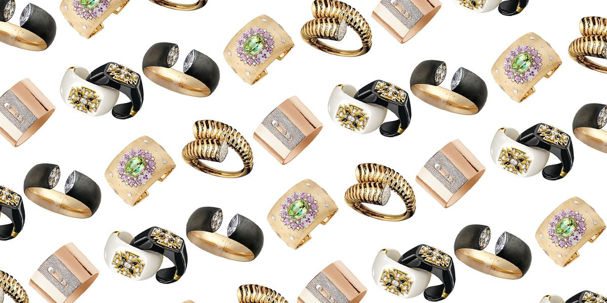 The Powerful History of the Cuff Bracelet
