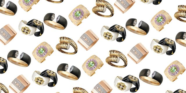 various cuff bracelets