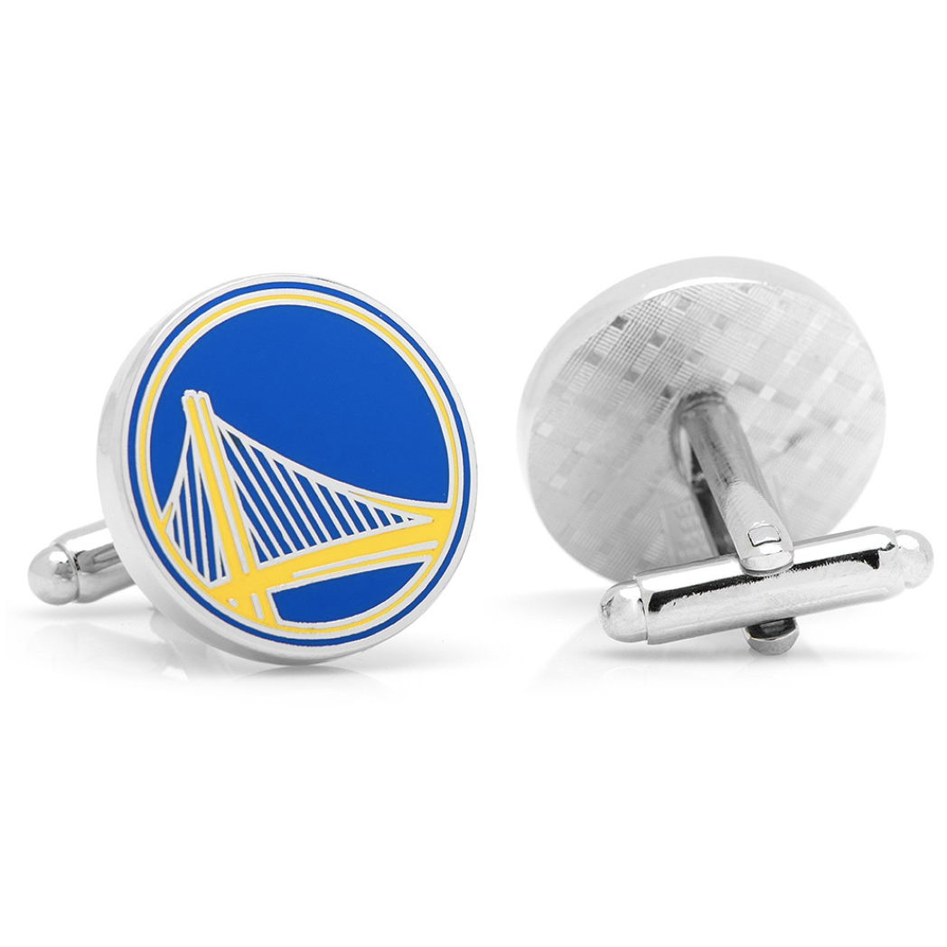 Golden State Warrior Cufflinks