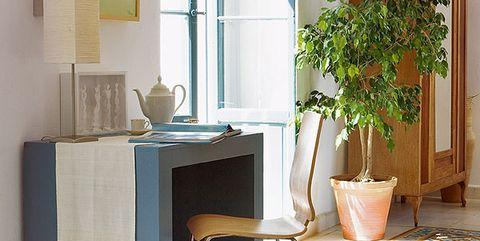 Flooring, Interior design, Floor, Room, Wall, Flowerpot, Interior design, Fixture, House, Home,