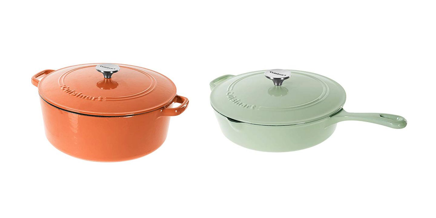 Cuisinart Cast Iron Is Almost Half Off Right Now