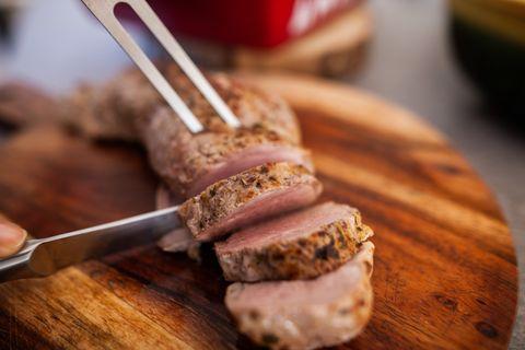 豚肉 プロテイン