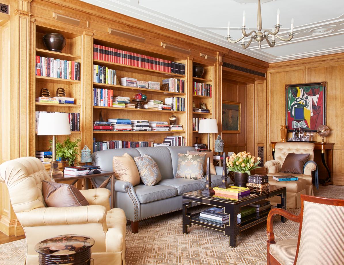 20 Home Library Design Ideas Best Designer Libraries