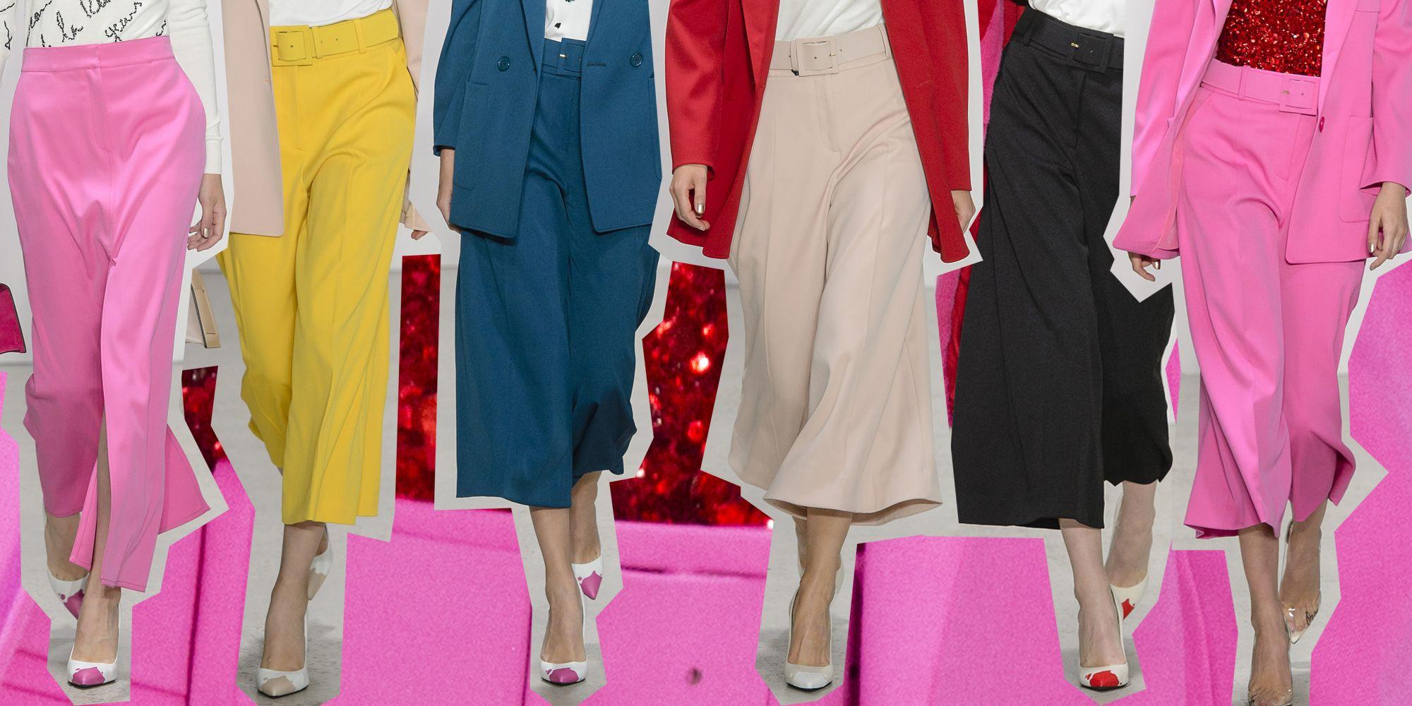 10753be53a40 12 pantaloni culottes da indossare per l'estate 2018