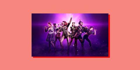 Violet, Purple, Performance, Magenta, Performance art, Event, Performing arts, Music, Musical theatre, Dancer,