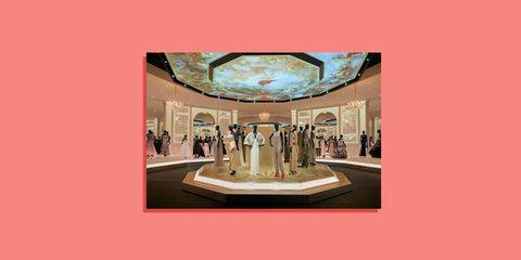 Dior at the V&A