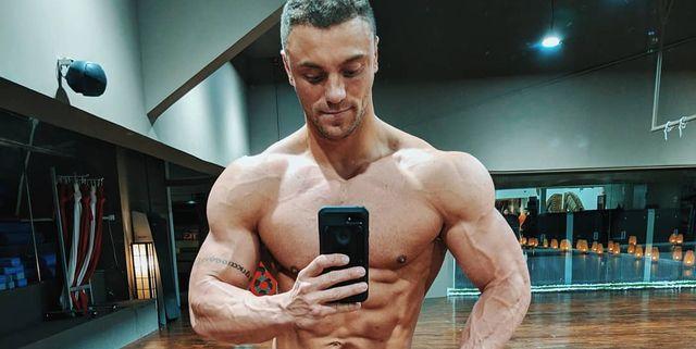 Entrevista A Alberto Rulos Secretos De Competidor De Fitness Vegano