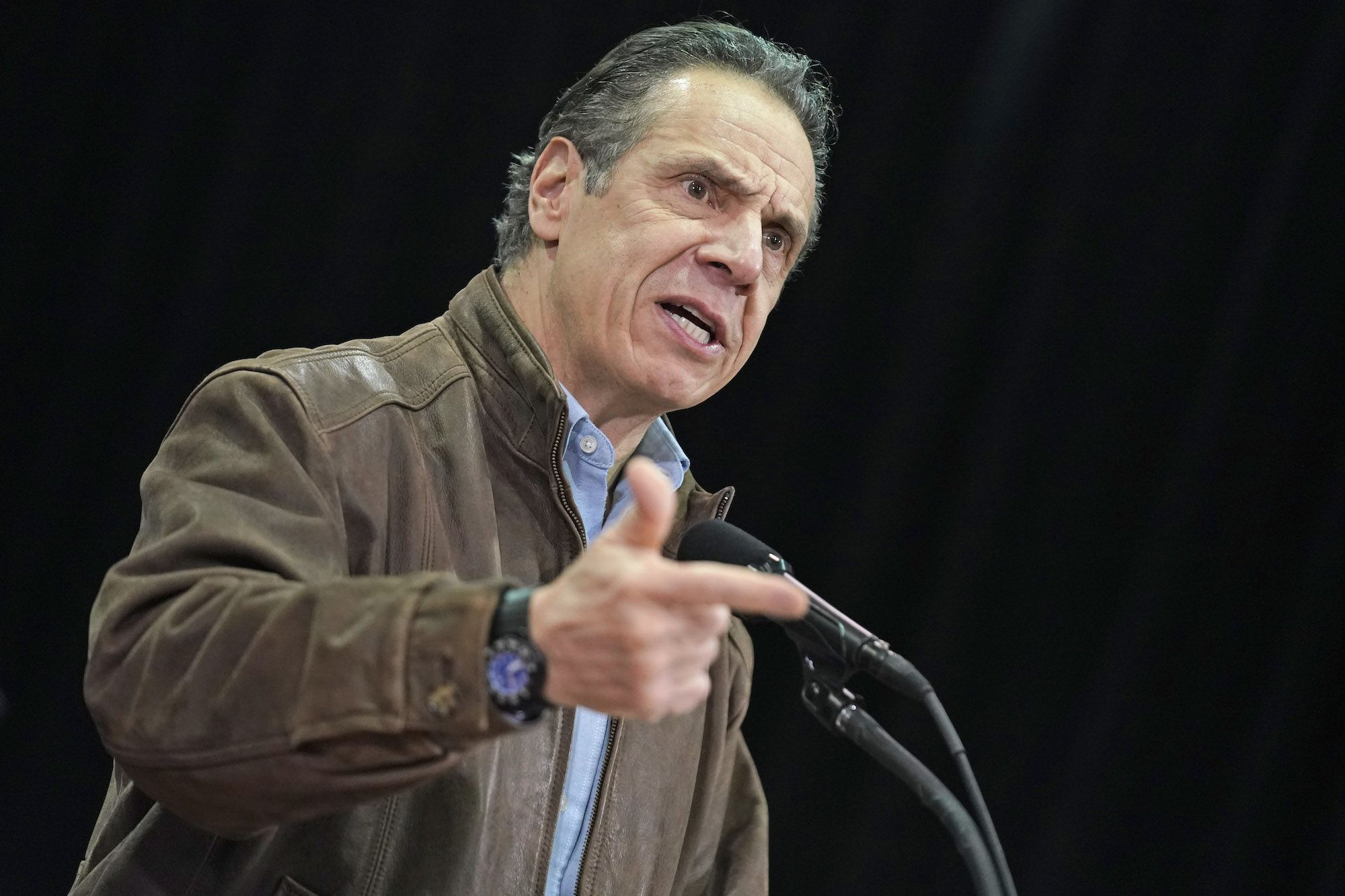 It's Time For Andrew Cuomo to Go