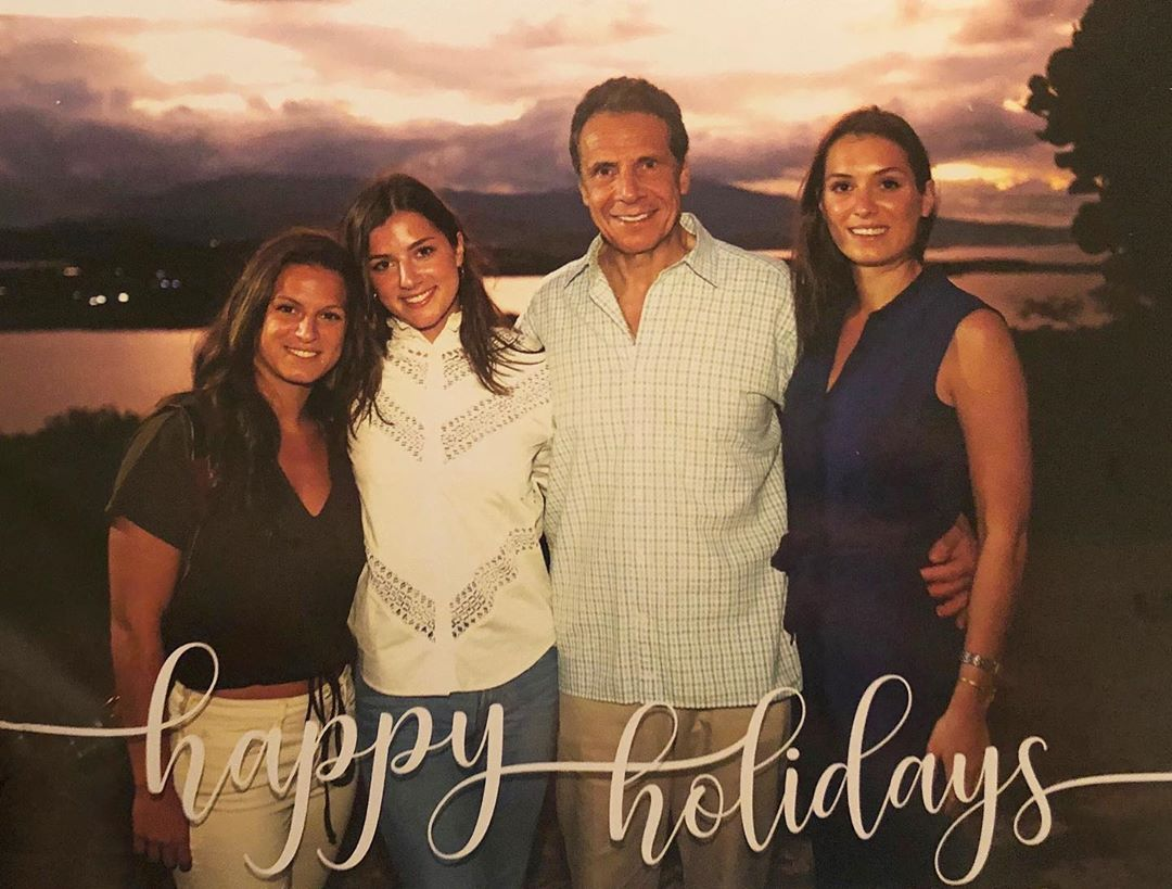 9 Facts About New York Governor Andrew Cuomo S Three Daughters