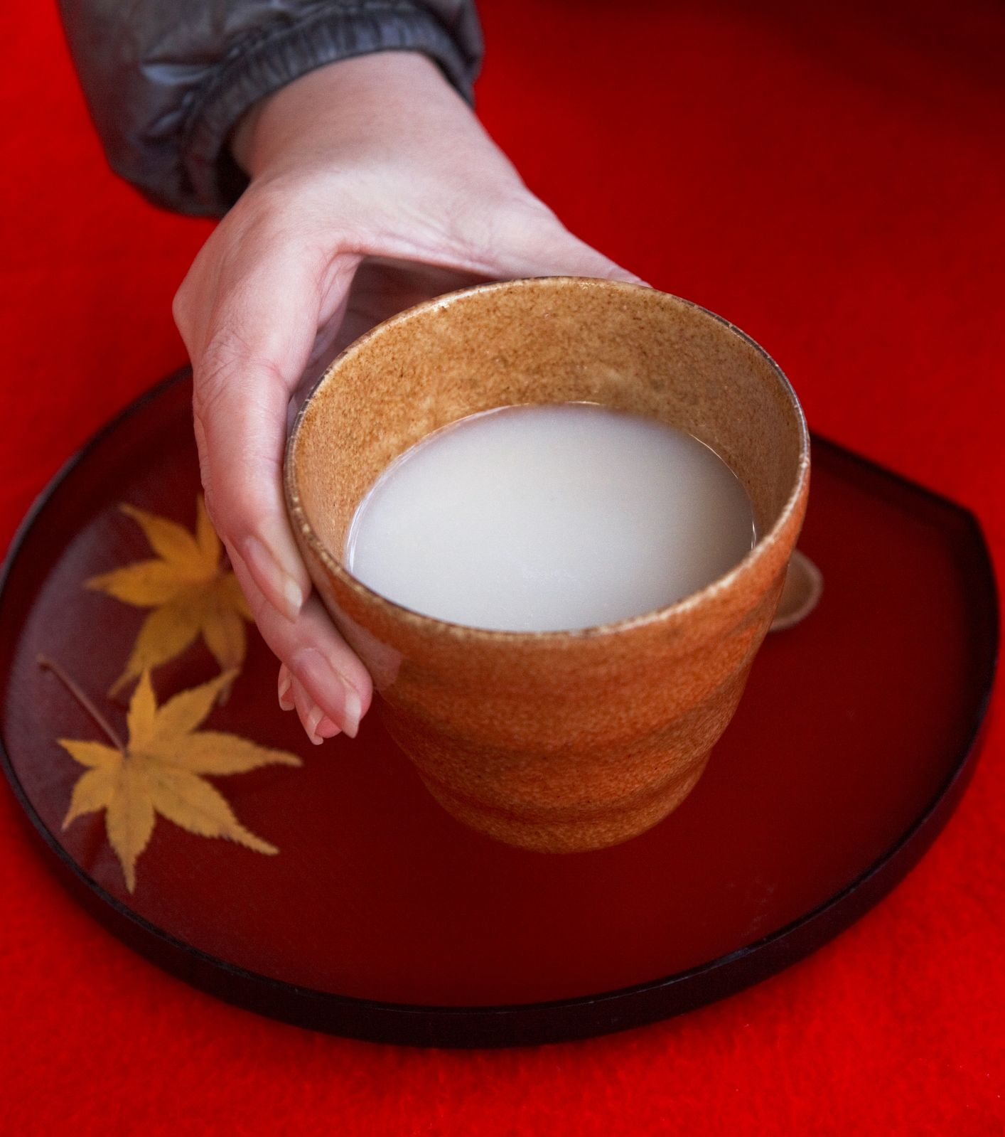 A cup of Amazake