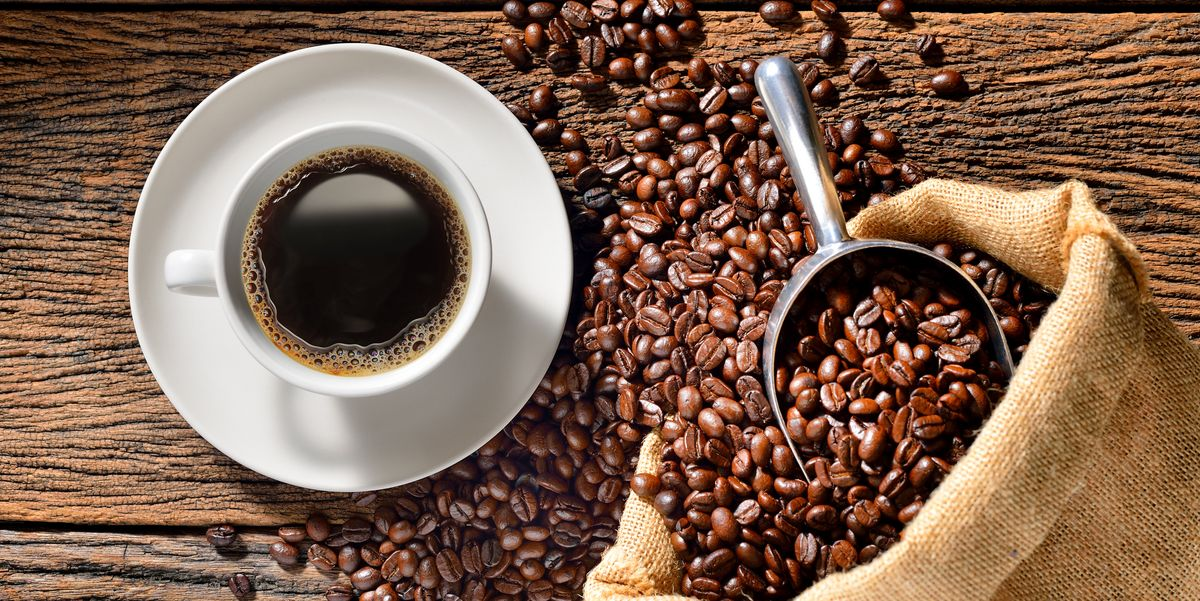 """How Healthy Is Coffee for You, Really? Experts Helped Me Realize My Coffee """"Vice"""" Isn't So Bad"""