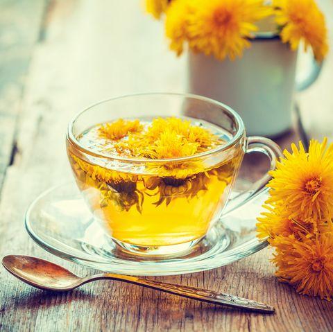 6 Health Benefits Of Dandelion Root Tea What Is