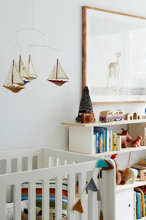 20 Cute Nursery Decorating Ideas - Baby Room Designs for ...