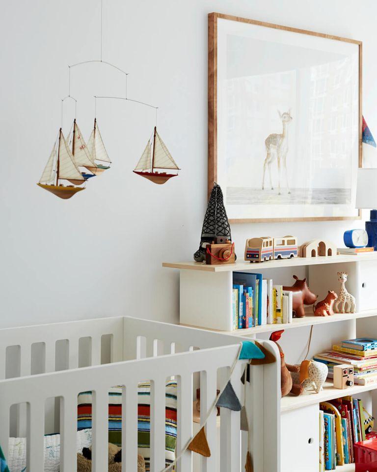 Cool Baby Nursery Design Ideas: Unique Nursery Decorating Ideas
