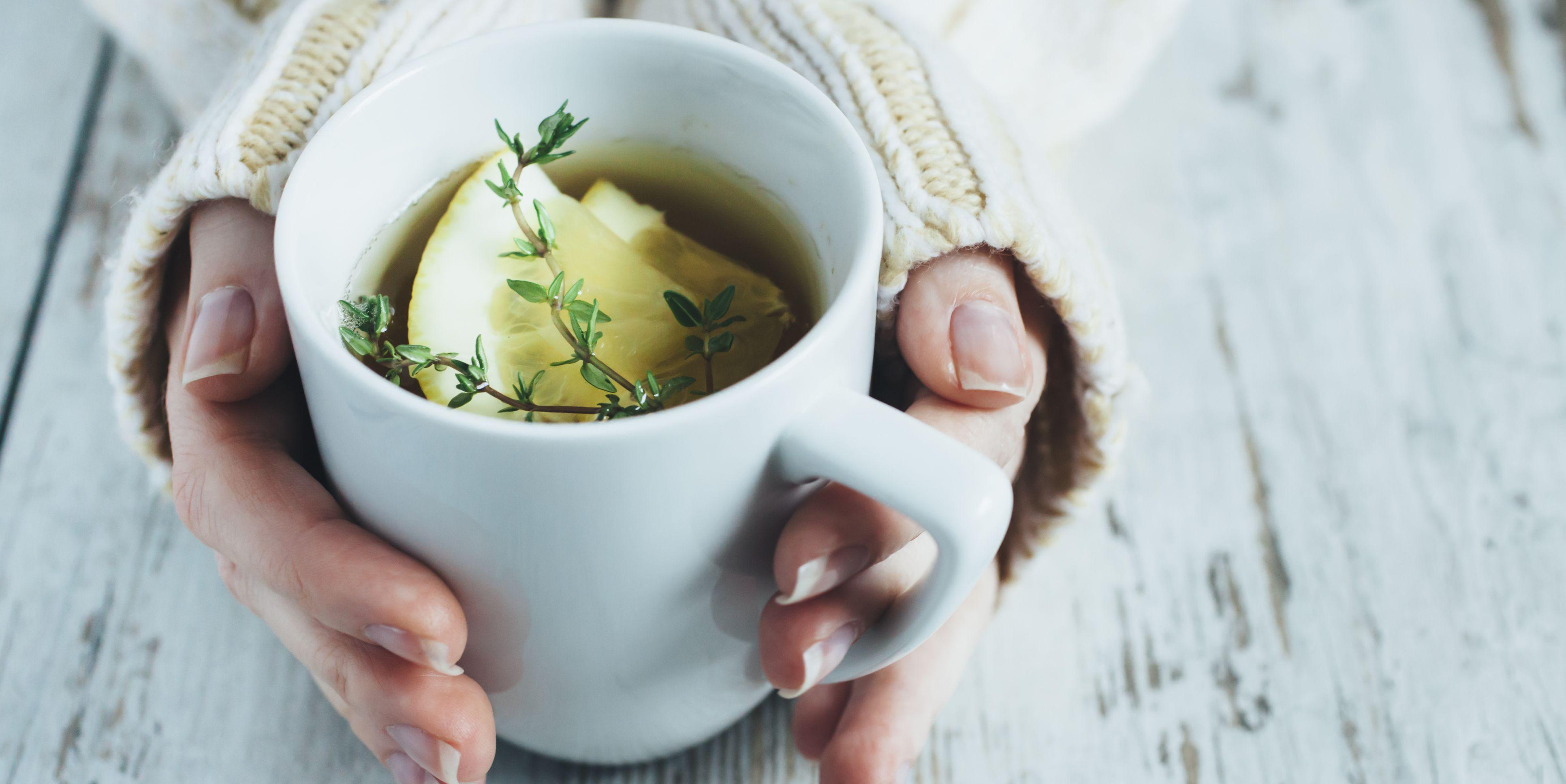 best teas for sore throat