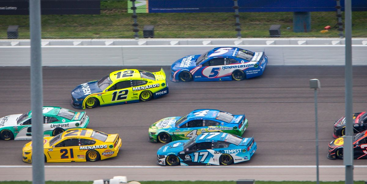 How the Buschy McBusch Race 400 Was Won and Lost