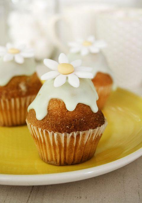 receta cupcake fácil y rápida para principiantes la bella easo, magdalenas