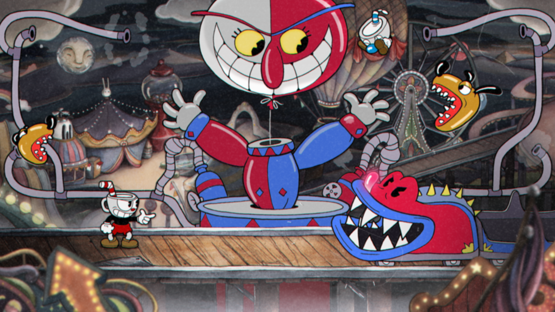 You can now play Cuphead on your Nintendo Switch – and it's still as hard  as ever