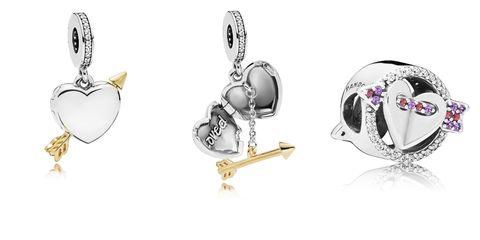 Pandora, Pandora情人節系列, Pandora首飾, 情人節, 情人節送禮推薦, 珠寶, 送禮小物, 飾品, 飾品推薦