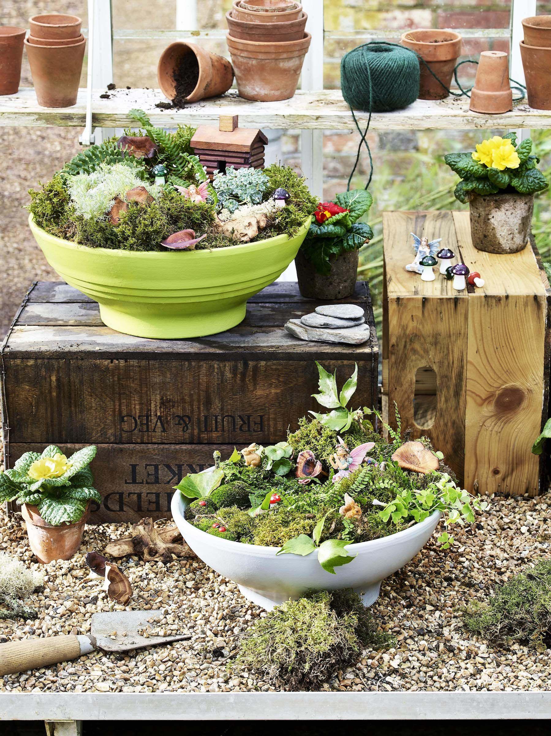 5 brilliant DIY garden ideas to try