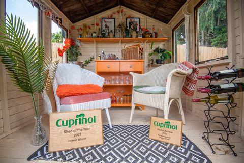 cuprinol shed of the year 2021 winners