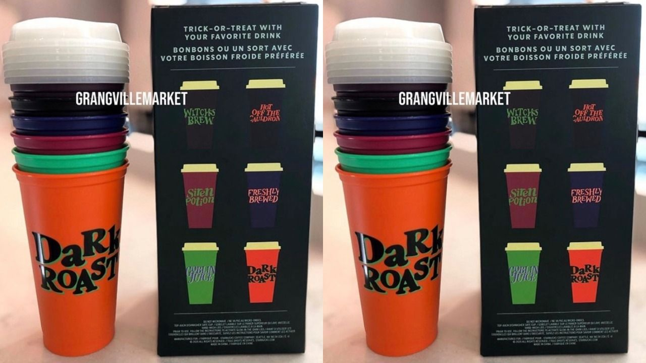 How Does Halloween. 2020 End September 2020 Starbucks' Halloween 2020 Cups And Fall Drinkware Is Here