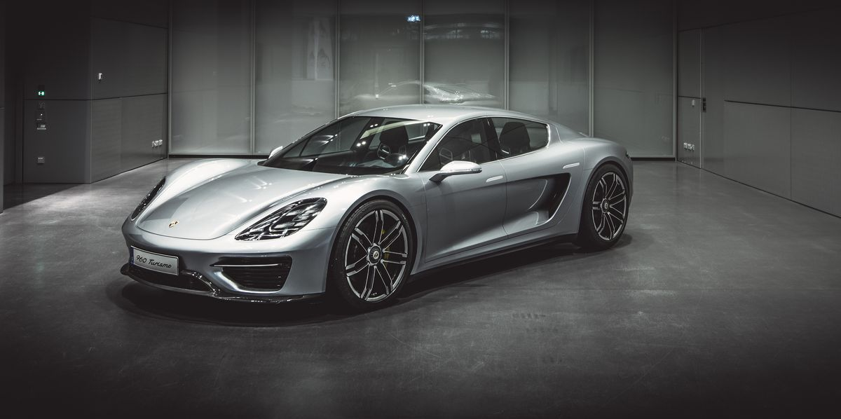 Check out the Porsche 960 Turismo Concept