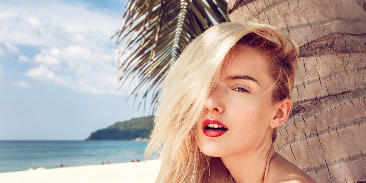 Cura dei capelli  5 rimedi naturali per essere summer ready 43bb8b605c4a