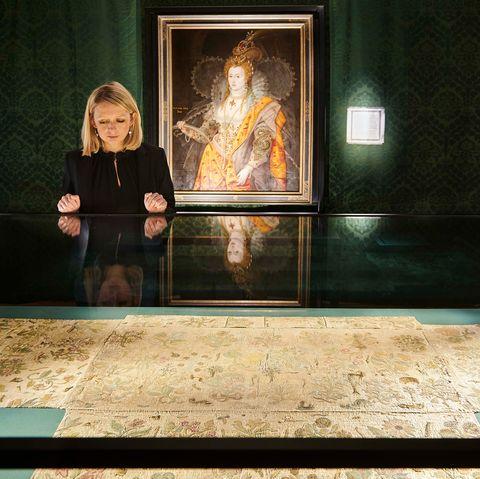 queen elizabeth i dress historic royal palaces curator eleri lynn