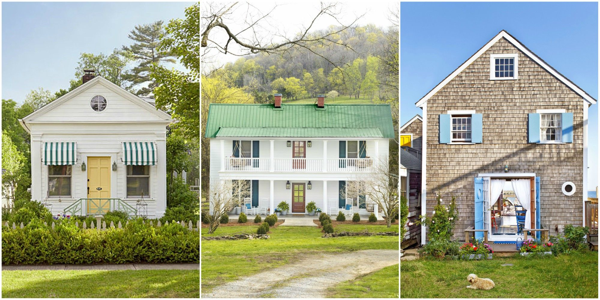 Want To Make A Better First Impression? Get Inspired By These Gorgeous House  Exteriors.