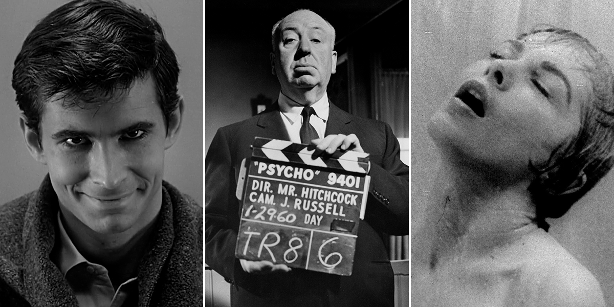 psicosis alfred hitchcock