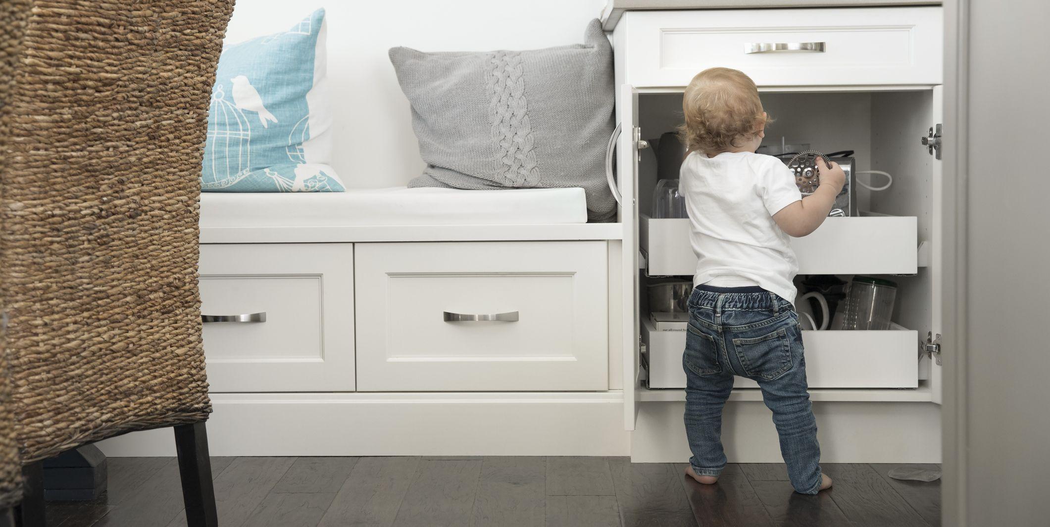 evitar accidentes domésticos en casa con niños