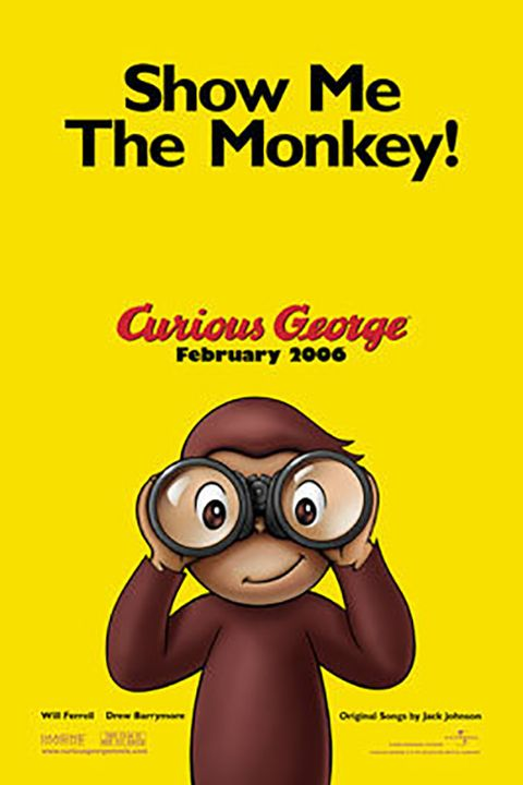 curious george toddler movie