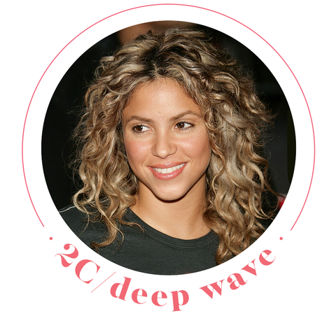 curl type 2c deep wave
