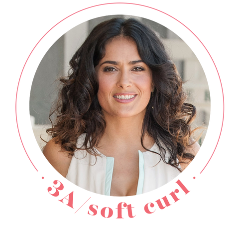 curl type 3a soft curl