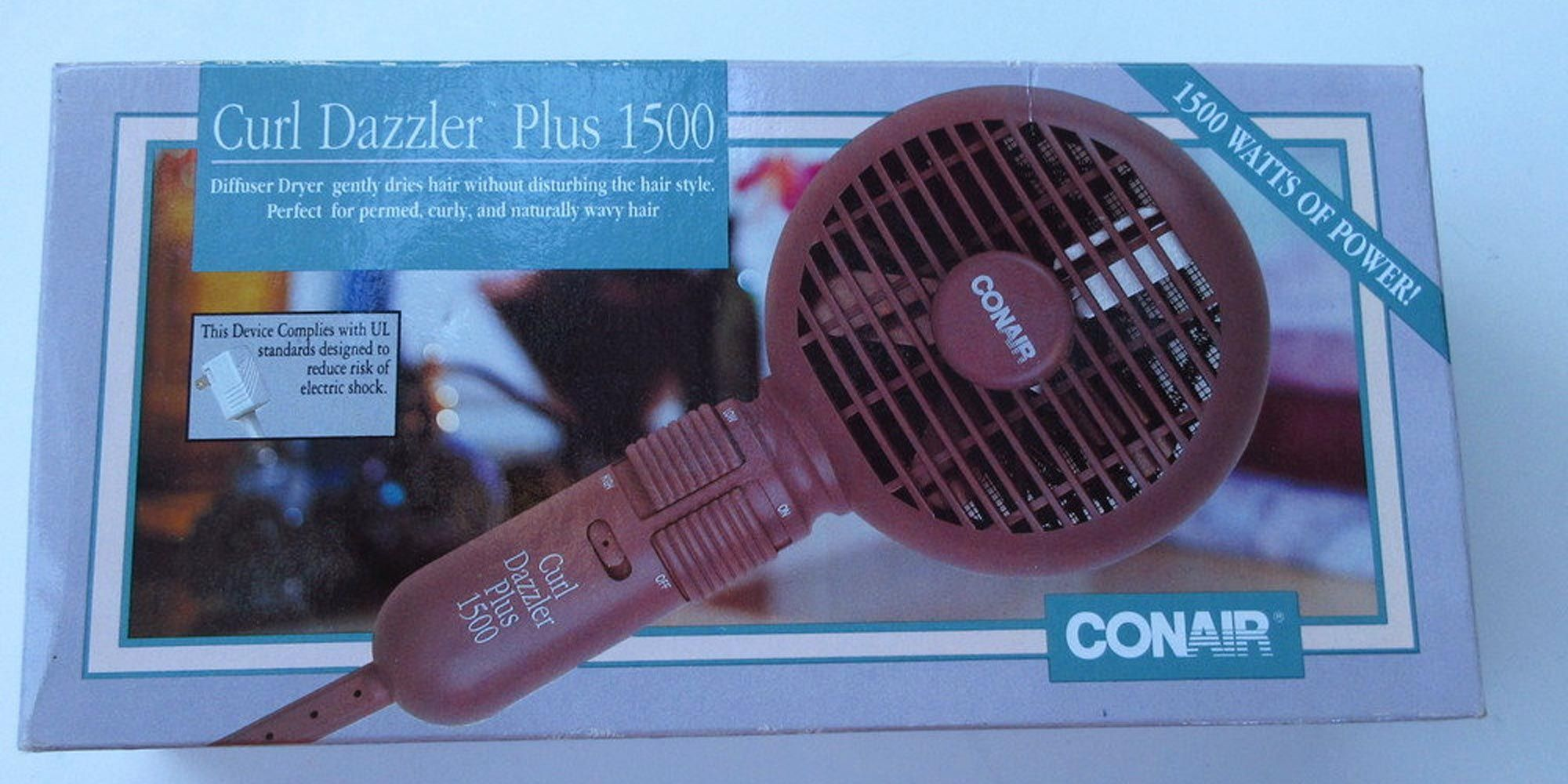 50 Craziest \'90s Hair Tools You Forgot Existed - Vintage Hair Products