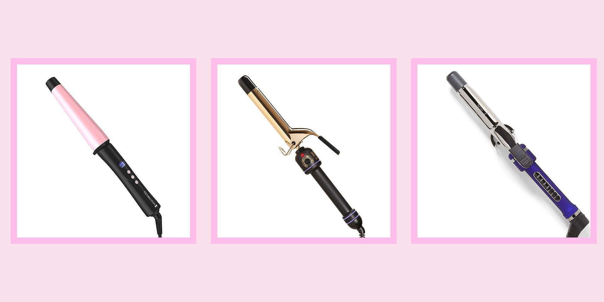 10 Best Curling Irons 2020 Best Curling Wands For Beach Waves