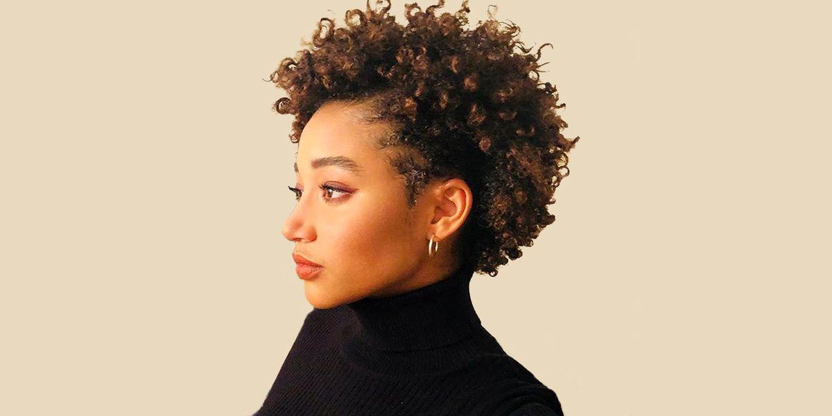 10 Best Short Natural Hairstyles Haircuts And Short Hair