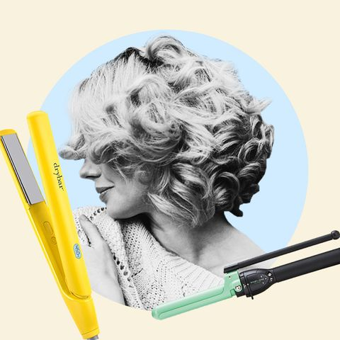 How to Curl Your Hair the DIY Way: With Wands, Irons, and Straighteners