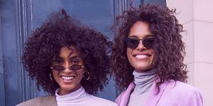 SLS-Free shampoo for curly hair